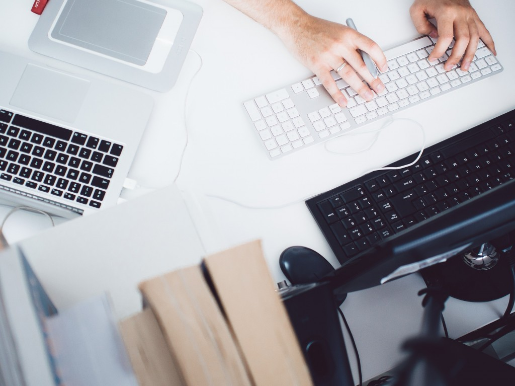 informatyk praca w Niemczech - narzędzia pracy informatyka