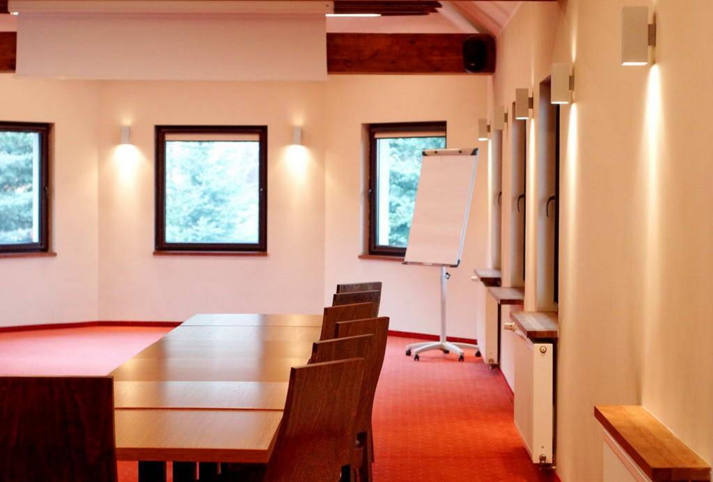 Sala konferencyjna w Hotelu Skalnym w Szczyrku